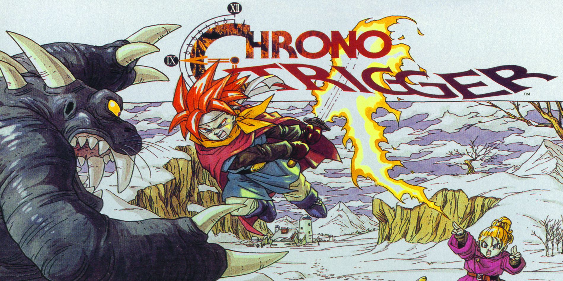 Chrono Trigger Blind Playthrough