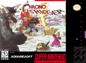 Chrono Trigger Day 1