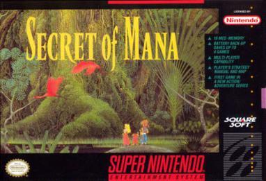 Secret of Mana Blind Playthrough